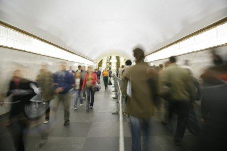 Metro traffic