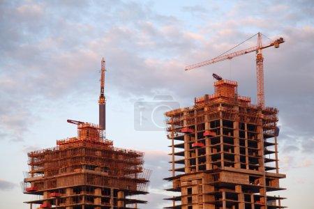 Foto de El edificio de la casa - Imagen libre de derechos