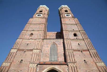 Munchen Frauen Kirche
