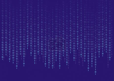 Photo for Binary code - Royalty Free Image