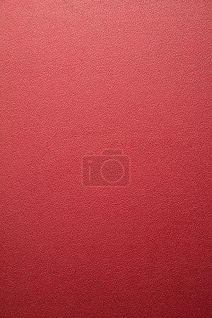 Leather door texture red