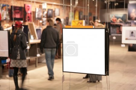 Photo for Frame on exhibition 4 - Royalty Free Image