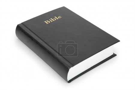 Closed bible