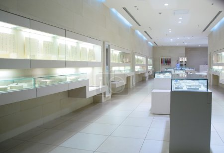 Photo for In jewelry store - Royalty Free Image