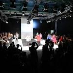 Fashion show...