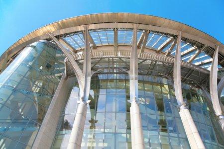 Photo pour Bâtiment moderne - image libre de droit