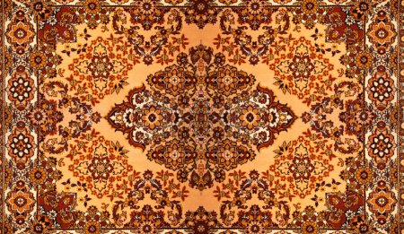 Photo for Carpet with pattern - Royalty Free Image