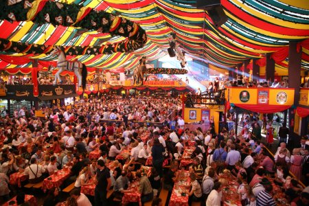 Oktoberfest, Munich, Germany