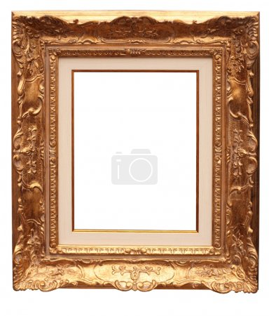 Picture frame from baguette