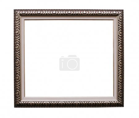 Frame for picture on white