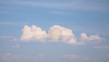 Foto de Nubes heapy - Imagen libre de derechos