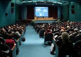 Konferenz im auditorium