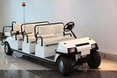 Dubaj - 19. dubna: auto pro přenos cestující v Dubaji Internati