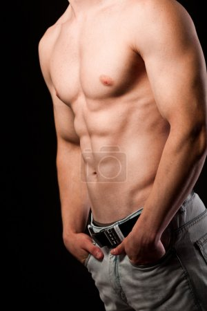 Photo for Man's body - Royalty Free Image