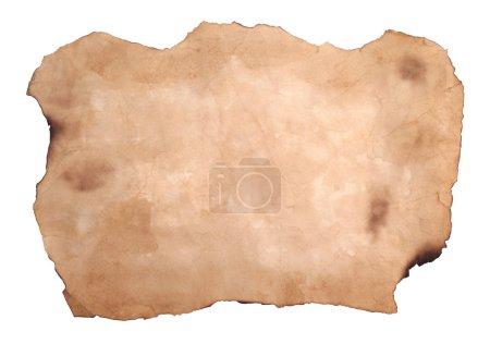 Photo pour Vieux papier - image libre de droit
