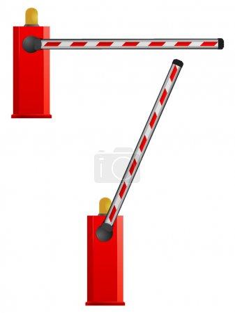 Vector barrier