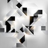 """Постер, картина, фотообои """"абстрактный геометрический фон."""""""