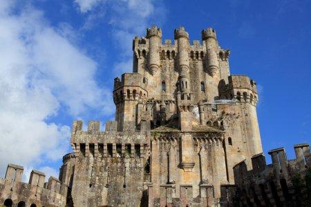 Castle of Butron, Spain