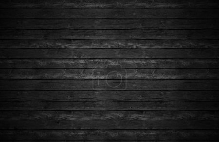 Photo for Old Dark Tileable Wood Textures - Royalty Free Image