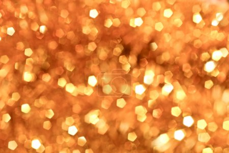 Photo for Glitter of color Christmas lighting background - Royalty Free Image