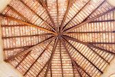 Ceiling of baptistry, Grado