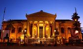 Teatro massimo, operní dům v Palermu