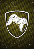 Game badge