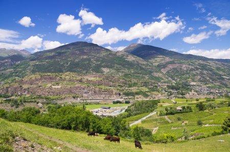 Aosta Valley. Italy