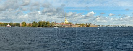 Panorama Peter and Paul Fortress