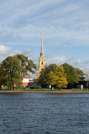Peter and Paul Fortress St.Petersburg