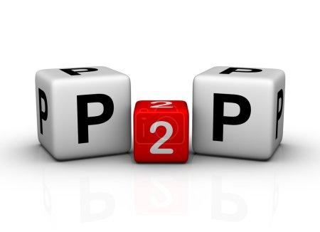 Peer to Peer symbol...