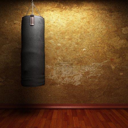 Photo pour Salle de gym en 3d - image libre de droit