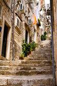 Streets of Dubrovnik.