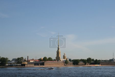 The Peter and Paul Fortress Saint Petersburg Russi