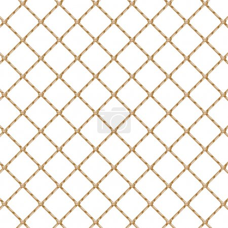 Rope net (transparent)