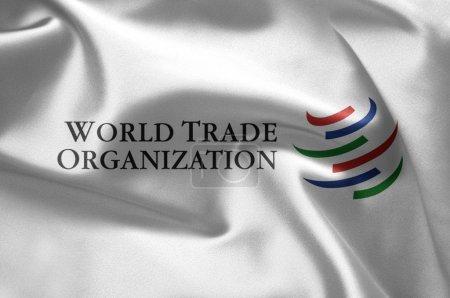 Photo pour Organisation mondiale du commerce (OMC) ) - image libre de droit