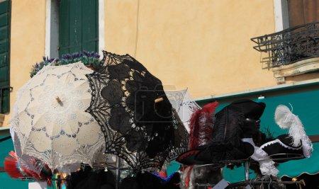 Venetian accessories