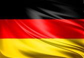 Fahne Deutschlands