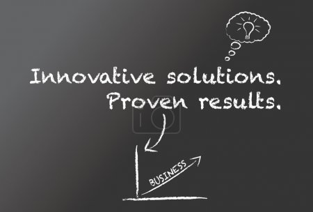Innovative solutions