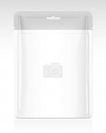 Illustration pour Modèle d'emballage - image libre de droit