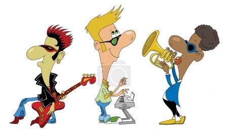Little musicians