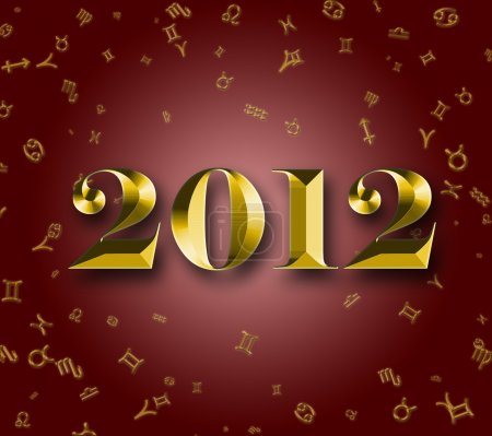 2012 astrology