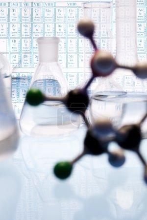 Molecular construction, Dna structure