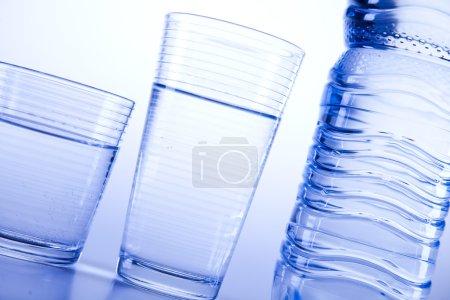 Photo pour L'eau est l'élément le plus important pour toutes les vies sur la Terre. - image libre de droit