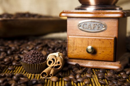 Old fashioned coffee