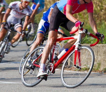 Photo for Racing cyclist - Royalty Free Image