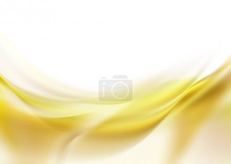 Delicate yellow background