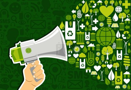 Go green social media Marketing