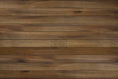 Foto de La textura de madera marrón con los patrones naturales - Imagen libre de derechos
