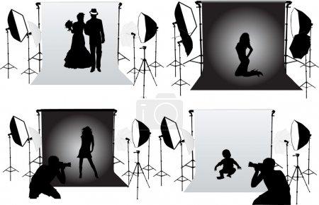 Studio Photography - photo sessions
